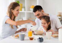 Zdrowe produkty w diecie