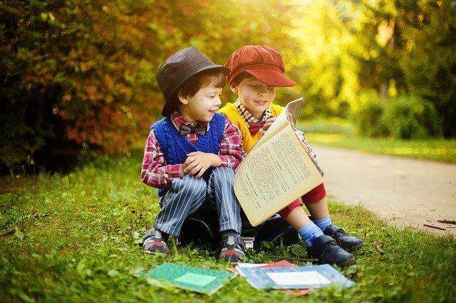 książka dzieci