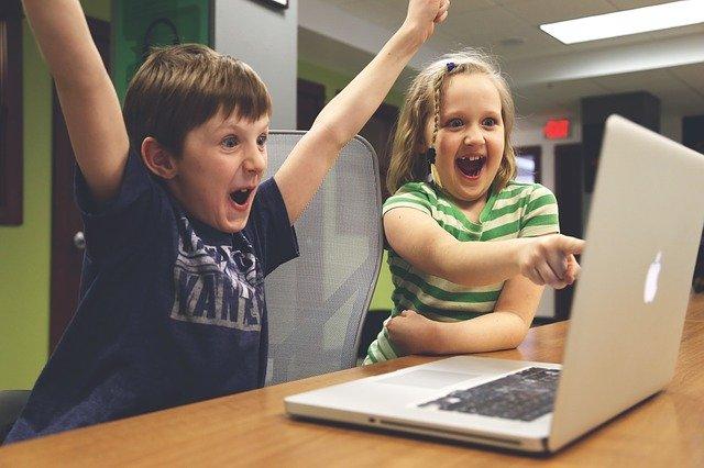 dzieci internet